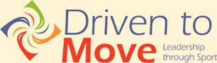 Driven to move. Leadership through sport.